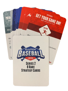 2019 Series 2 Rare Strategy Card Set