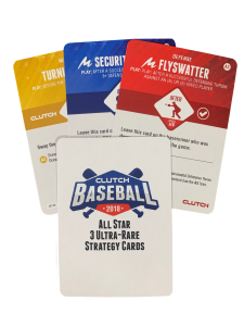 2018 All-Star Ultra-Rare Strategy Card Set