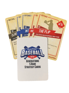 2018 Generations Rare Strategy Card Set
