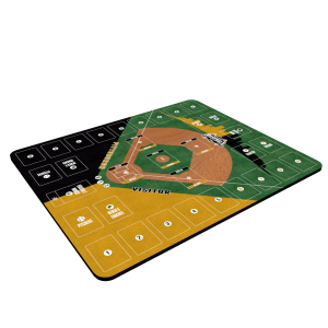 PREORDER Pittsburgh Rubber Playmat (2020+)