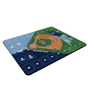 PREORDER Tampa Bay Rubber Playmat (2020+)