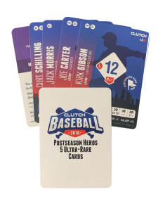 2018 Postseason Heros Set