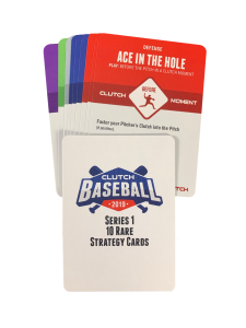 2019 Series 1 Rare Strategy Card Set