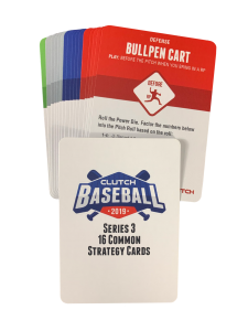 2019 Series 3 Common Strategy Card Set