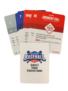 2019 Series 3 Rare Strategy Card Set